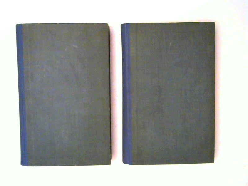 Haase, Friedrich und P. Cornelius Tacitus: 2 Bücher zusammen - Cornelii Taciti Opera. Editit Fridericus Haase. Vol. I und Vol. II.
