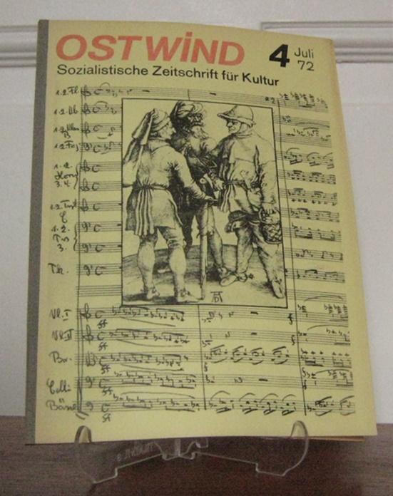Ostwind (Hrsg.): Ostwind - Sozialistische Zeitschrift für Kultur Nr. 4.