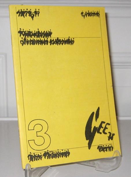 Geerdts, Hans Werner (Hrsg.): 3. (Vom Künstler auf der ersten Seite signiert). Als Arbeitsgrundlage diente der Kulturbrief 1975 F Z 23025 F, Herausgeber: Inter Nationes e.V. Monatliches Informationsorgan über Kunst und Wissenschaft in der Bundesrepubli...