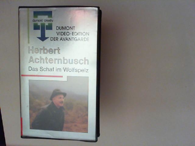Achternbusch, Herbert: Herbert Achternbusch. Das Schaf im Wolfspelz. [DuMont Video Edition der Avantgarde]