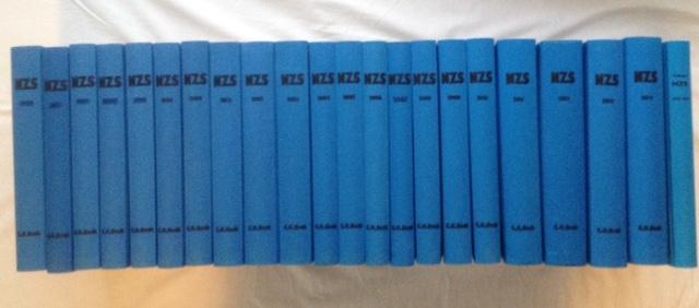 Knorr, Gerhard (Schriftl.), Wolfgang Leyendecker (Schriftl.) Karl Habermann (Red.) u. a.: Neue Zeitschrift für Sozialrecht (NZS). Zweiwochenschrift für die anwaltliche, betriebliche, behördliche und gerichtliche Praxis - 1. Jahrgang 1992 bis 23. Jahrga...