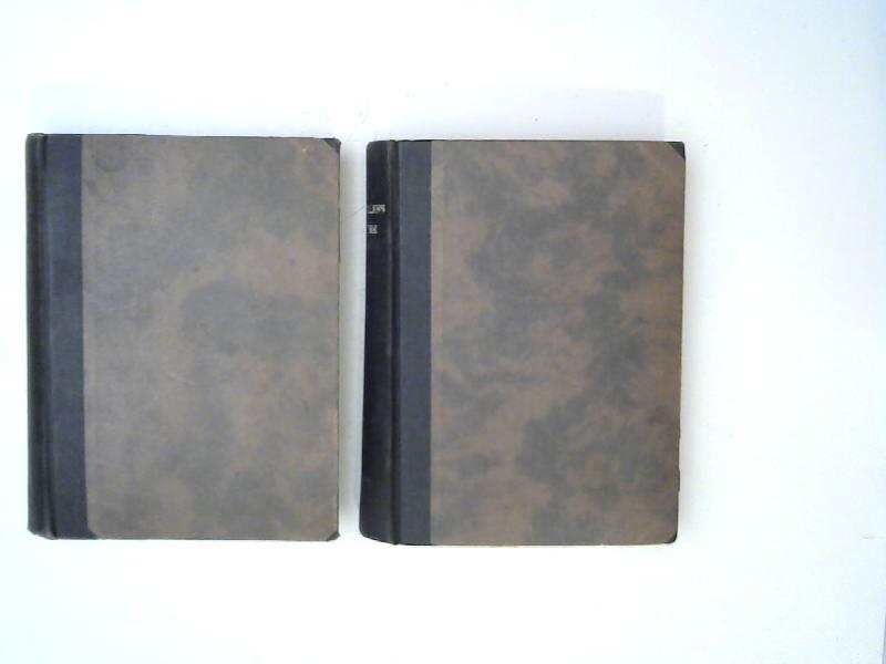Collins, Wilkie: 2 Bücher zusammen - Wilkie Collins. The Moonstone. A romance: Volume 1 und 2. [Collection of British Authors: volume 972 und 973]