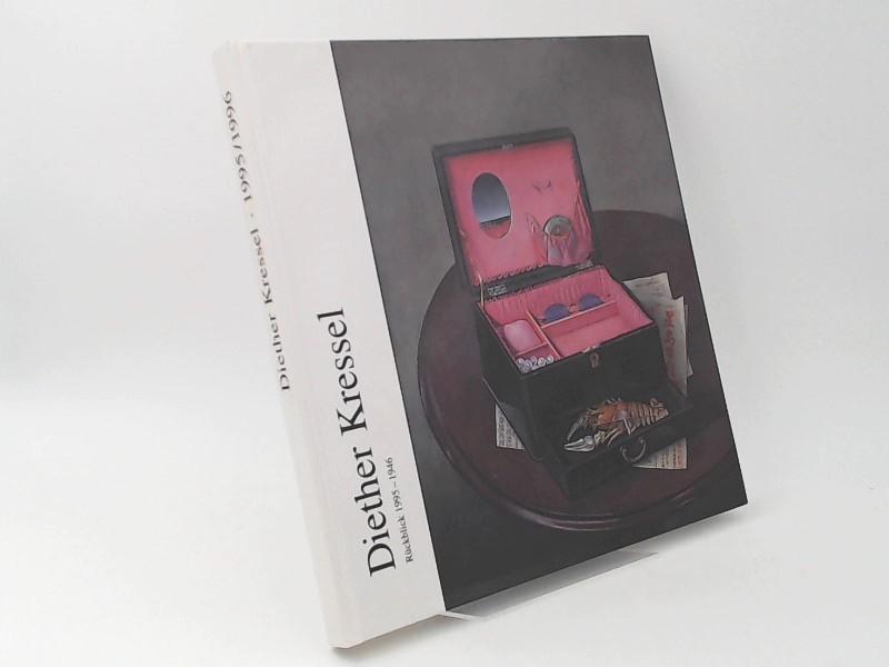 Kressel, Diether (Künstler), Schleswig-Holsteinisches Landesmuseum (Hg.) und Thomas Gädeke (Bearb.): Diether Kressel. Rückblick 1995 - 1946. Gemälde, Gouachen, Zeichnungen, Druckgraphik. Katalog der Ausstellung zum 70. Geburtstag.