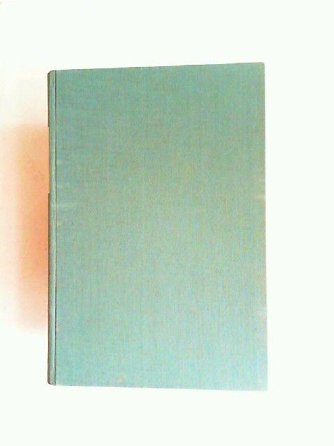 Eichler, Willi (Schriftleiter): Geist und Tat. Monatsschrift für Recht, Freiheit und Kultur - 17. Jahrgang 1962 vollständig 12 Hefte mit Inhaltsverzeichnis in einem Buch zusammengebunden.
