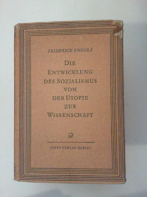 Engels, Friedrich: Die Entwicklung des Sozialismus von der Utopie zur Wissenschaft. Anhang: Die Mark.