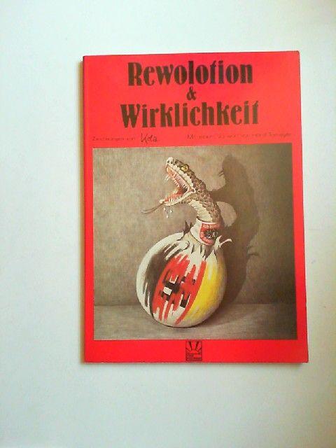 Kola: Rewolotion & Wirklichkeit : Zeichnungen. Mit einem Vorw. von Horst Tomayer