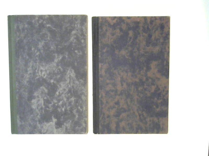 Thucydides und J. Sitzler (Hg.): 2 Bücher zusammen - Thucydides. Nach Text und Kommentar getrennte Ausgabe für den Schulgebrauch. 1) VI. Buch. Erste Abteilung: Text.; 2) VII. Buch. Erste Abteilung: Text.