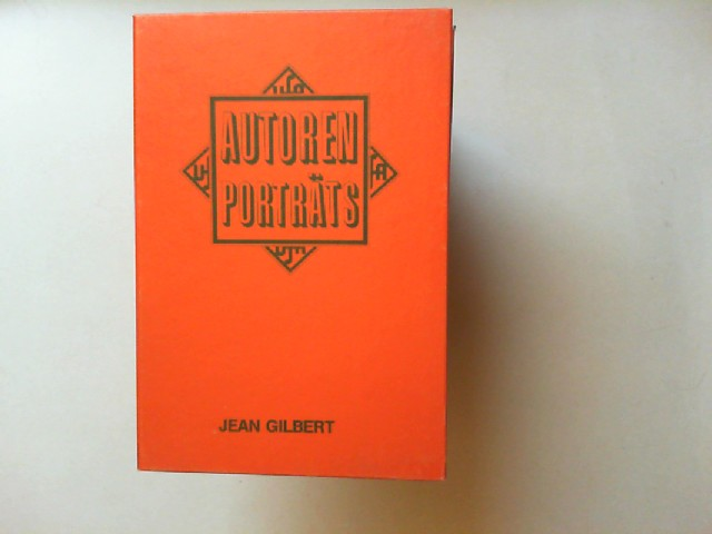 Gilbert, Jean: Autorenporträts: Jean Gilbert. 1 Tonkassette mit Beiheft.