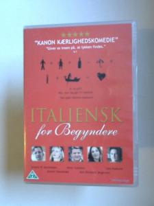 Berthelsen, Aders W. u.a.: Italiensk for Begyndere. - DVD mit Schutzhülle.