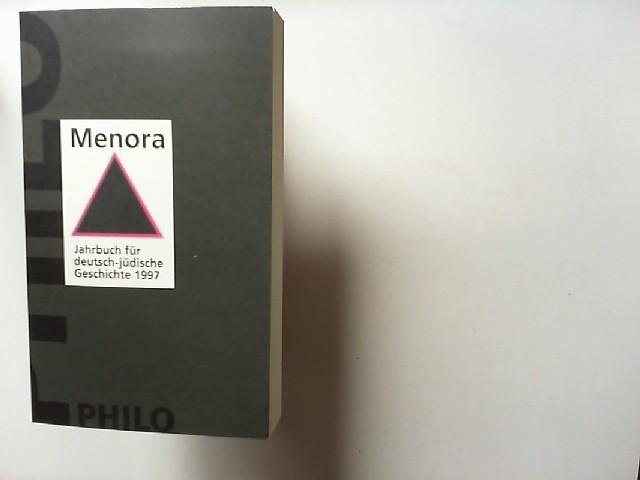 Schoeps, Julius H. (Hg.): Menora. Jahrbuch für deutsch-jüdische Geschichte 1997. Im Auftrag des Moses Mendelssohn Zentrums für europäisch-jüdische Studien.