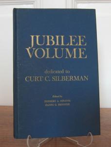Strauss, Herbert A. und Hanns Reissner (ed.): American Federation of Jews from Central Europe - Jubilee Volume dedicated to Curt C. Silberman. Mit Beiträgen in englischer und deutscher Sprache.