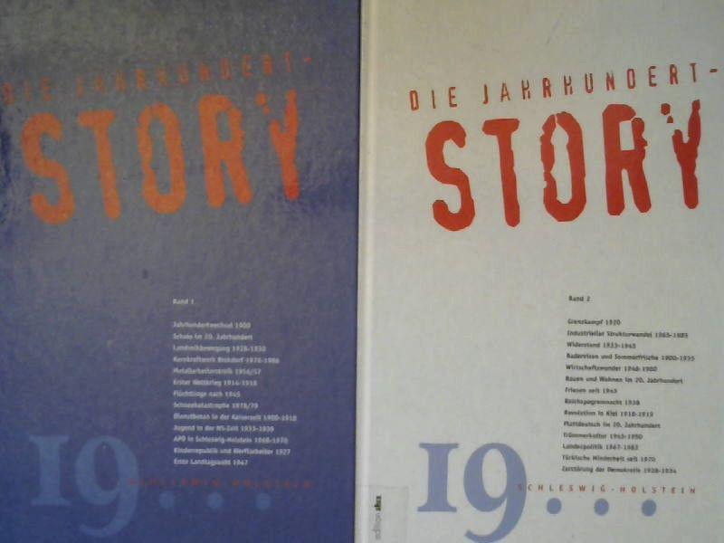 Danker, Uwe: 3 Bände zusammen - Uwe Danker. Die Jahrhundert-Story: 1) Band 1; 2) Band 2; 3) Band 3.
