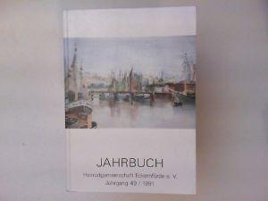 Thomsen, Detlef und Wilhelm (Hg.) Bronnmann: Jahrbuch der Heimatgemeinschaft Eckernförde e.V. Schwansen, Hütten, Dänischwohld Jahrgang 49/1991.