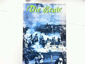 Atzert, Thomas u.a. (Hg.) und Ted Gaier u.a.: Die Beute. Politik und Verbrechen Frühjahr 1995: Autonomie und Bewegung