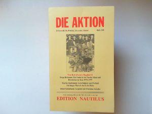 Schulenburg, Lutz (Hg.): Die Aktion - Zeitschrift für Politik, Literatur, Heft 208/2004: Von Kabul nach Bagdad II