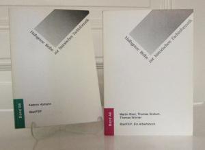 Gierl, Martin, Thomas Grotum Thomas Werner u. a.: 2 Bände: Der Schritt von der Quelle zur historischen Datenbank. StanFEP. Ein Arbeitsbuch. / Kathrin Homann: StanFEP - Ein Programm zur freien Konvertierung von Daten. [Halbgraue Reihe zur historischen F...