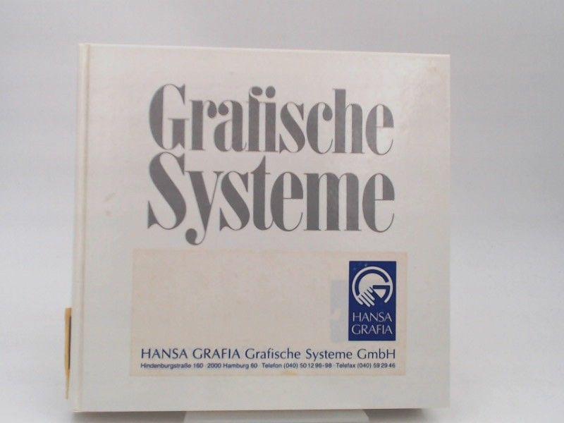 Gusco Grafische Systeme GmbH (Hrsg.): Grafische Systeme. Katalog zur Vorstellung eines Teilbereich des Gusco-Verkaufs-Programms.