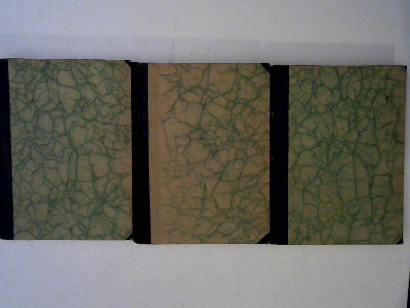 Collins, Wilkie: 3 Bände zusammen - Wilkie Collins. No name: 1) Volume 1; 2) Volume 2; 3) Volume 3.