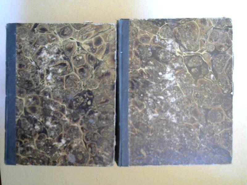 Goethe, Johann Wolfgang: 2 Bücher zusammen: Goethe`s sämmtliche Werke in vierzig Bänden: 1) Dreizehnter Band, 2) Fünfunddreißigster Band.