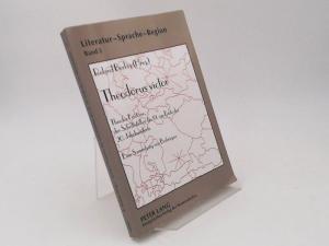 Berbig, Roland (Herausgeber): Theodorus victor. Theodor Fontane, der Schriftsteller des 19. Jahrhunderts am Ende des 20. Jahrhunderts. Eine Sammlung von Beiträgen. [Literatur - Sprache - Region Band 3]