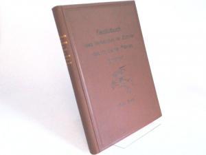 Verband der Züchter des Holsteiner Pferdes e. V. (Hg.): Gestütbuch des Verbandes der Züchter des Holsteiner Pferdes Elmshorn. Elfter Band [XI.] Band.