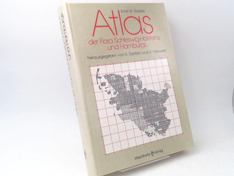 Raabe, Ernst-Wilhelm, Klaus Dierßen (Hg.) und U. Mierwald (Hg.): Atlas der Flora Schleswig-Holsteins und Hamburgs.