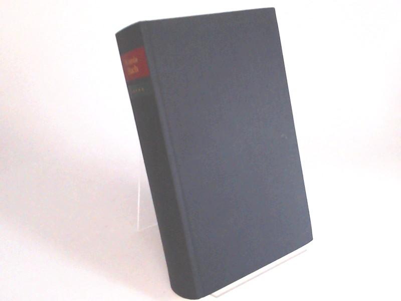Huch, Ricarda und Wilhelm Emrich (Hg.): Gedichte, Dramen, Reden, Aufsätze und andere Schriften. [Gesammelte Werke. Fünfter Band]