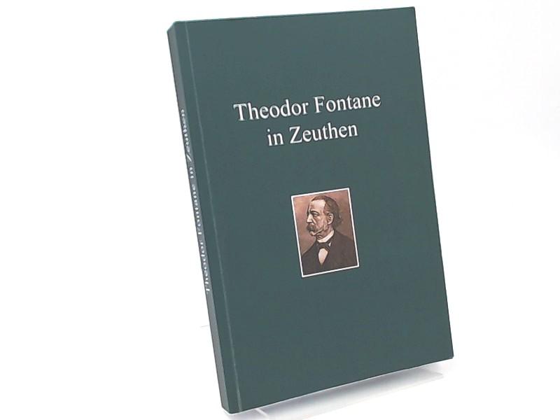 Steyer, Elfriede (Hg.): Theodor Fontane in Zeuthen. 25 Jahre Fontane-Kreis.