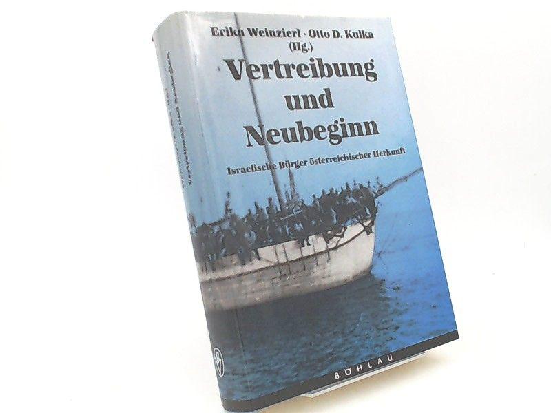 Weinzierl, Erika (Herausgeber) und Otto D. Kulka (Herausgeber): Vertreibung und Neubeginn. Israelische Bürger österreichischer Herkunft. Mit einem Vorwort von Ernst L. Ehrlich. In Zusammenarbeit mit Gabriele Anderl u.a.