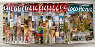 Fournereau, Christian (Red.) und Yann Baude (Red.): Loco-Revue. La référence du modélisme ferroviaire - Konvolut mit 21 Heften: 1) 2015; 2-9) 2016; 10-21) 2017.
