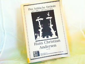 """Lange-Fuchs, Hauke und Hansestadt Lübeck (Hrg.): Das häßliche Entlein und andere Film-Geschichten. Hans Christian Andersen im Film. Materialien zur Retrospektive der Nordischen Filmtage Lübeck 1999. Anläßlich der Retrospektive """"Hans Christian Ande..."""