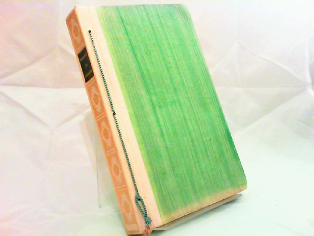 Licht, Hans (Hg. + Übertr.): Liebesbriefe des Aristainetos. Dieses Exemplar trägt die Nummer: 287. Dieses Werk wurde in der Werkstatt von Jakob Hegner, Hellerau, in der seltenen Fleischmann-Antiqua von 1732 in einer einmaligen Auflage von 1200 Exemplar...