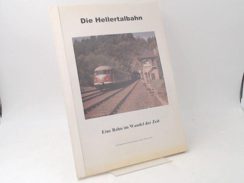 Oppermann, Axel (Hg.), Manfred Krüger (Hg.); Jochem Hellmig (Hg.) und Arbeitsgemeinschaft Schienenverkehr Westerwald (Hg.): Die Hellertalbahn. Eine Bahn im Wandel der Zeit. Anlaß: Übernahme des Betriebes durch die Siegener Kreisbahn, die Hess. Landesba...