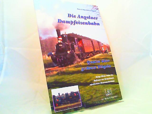 Henningsen, Hans-Erhard: Die Angelner Dampfeisenbahn. Qualm über grünen Hügeln. Einige Blicke hinter die Kulissen von Deutschlands nördlichster Museumsbahn.