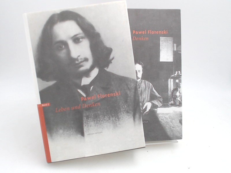 Florenski, Pawel: 2 Bücher zusammen - Leben und Denken. Band 1 und Band 2.