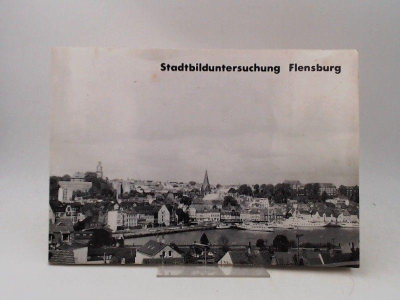 Neue Heimat Nord, Hamburg: Stadtbilduntersuchung Flensburg. Erstellt im Auftrag der Stadt Flensburg. Neue Heimat Nord, Hamburg. Landesamt für Denkmalpflege, Schleswig-Holstein.