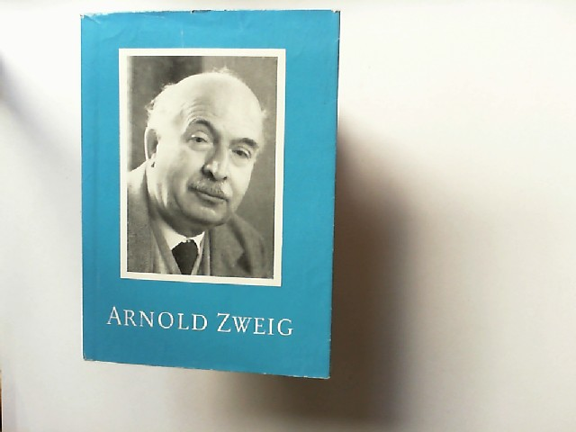 Rudolph, Johanna (Hg.): Arnold Zweig