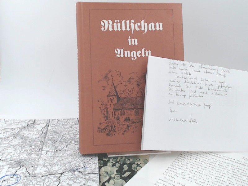 Sell, Wilhelm (Hg.): Rüllschau in Angeln. Ein Kirchspiel, übereinstimmend mit der Gemeinde Maasbüll, Kreis Schleswig-Flensburg.