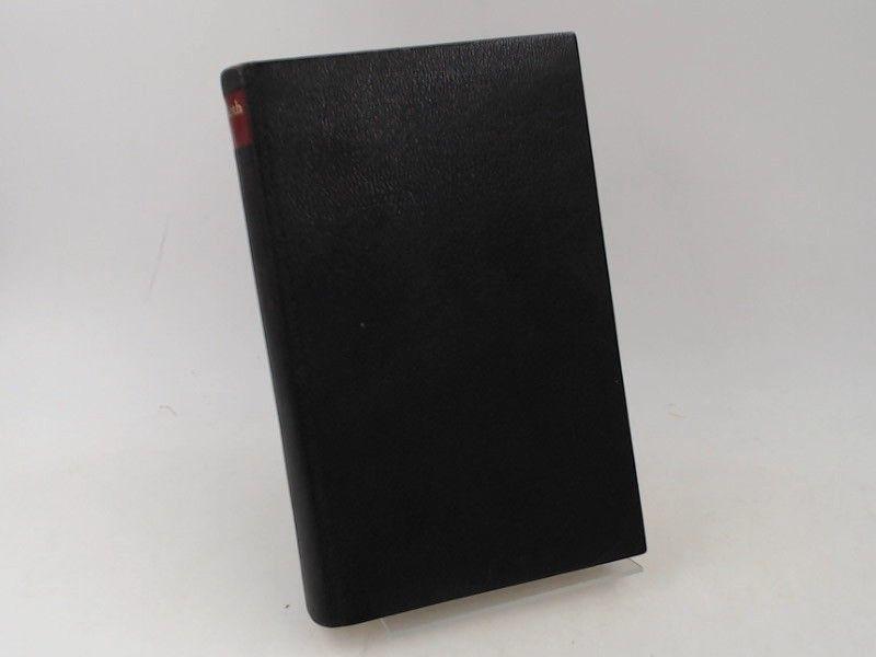 Joseph, Roth und Hermann Kesten (Hg.): Joseph Roth Werke. Erster Band. Mit dem Vorwort zu der dreibändigen Ausgabe der Werke von 1956 und dem Vorwort zur erweiterten Neuausgabe 1975-1976.