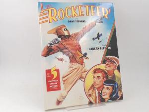 Stevens, Dave und Harlan Ellison (Einleitung): The Rocketeer. Mit allen 5 Kapiteln voller Action.