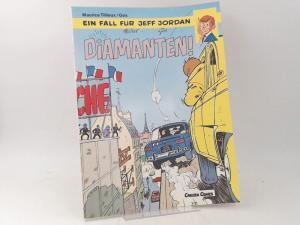 Tillieux, Maurice und Gos: Ein Fall für Jeff Jordan - Band 13: Diamanten!. [Carlsen Comics]