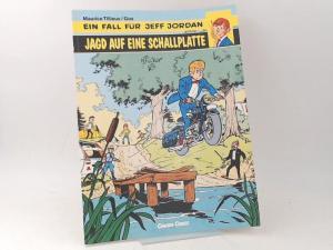 Tillieux, Maurice und Gos: Ein Fall für Jeff Jordan - Band 15: Jagd auf eine Schallplatte. [Carlsen Comics]