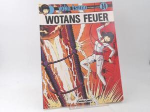 Leloup, Roger: Yoko Tsuno. Band 14: Wotans Feuer
