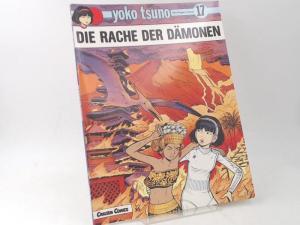 Leloup, Roger: Yoko Tsuno. Band 17: Die Rache der Dämonen.