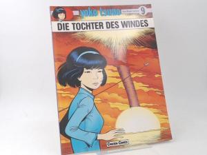 Leloup, Roger: Yoko Tsuno. Band 9: Die Tochter des Windes.