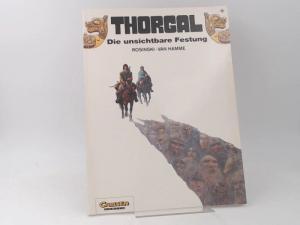 Rosinski, Grzegorz und Jean van Hamme: Thorgal. Band 19. Die unsichtbare Festung [Carlsen Comics]