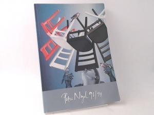 Nagel, Peter (Künstler): Peter Nagel 93/94. Art-Forum Kappeln (Schlei) Rathaus, 10. Oktober - 3. November 1993; Silkeborg Kunstmuseum, Silkeborg (Dänemark) 13. November - 12.Dezember 1993; Baltic Art Gallery Ustka, Ustka (Polen), 15. Februar - 15. März...