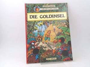 De Moor, Bob: Cori, der Schiffsjunge. Band 3: Die Goldinsel.