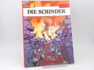 Martin, Jacques und Jean Pleyers: Jhen. Band 3: Die Schinder.