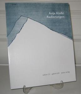 Klafki, Anja: Radierungen. In Zusammenarbeit mit dem Flensburger Kunstverein. Hrsg. von Hans-Heinrich Lüth. [Edition Galerie Lüth; Bd. 23].